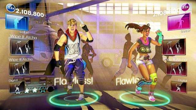 Dance Central Spotlight features new dance moves and more precise detection than any previous entry in the series.