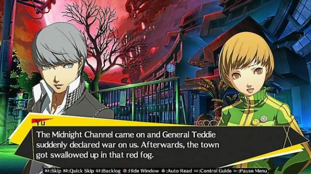 Ultimax's story mode is vast, and mostly told through talking heads, but the personalities are so fun, you won't want to skip a thing.